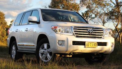 2013 Toyota LandCruiser Sahara V8 Diesel Review