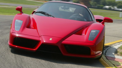Ferrari Planning Private Unveiling For Enzo Successor In 2012
