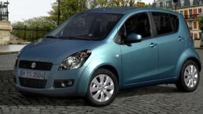 Suzuki Splash small car