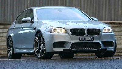 2012 BMW M5 Review