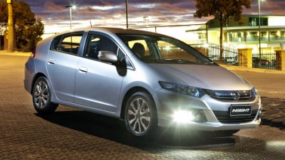2012 Honda Insight Update On Sale In Australia