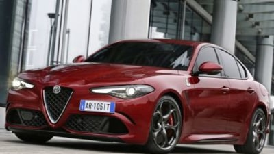 Alfa Romeo Giulia QV sold out
