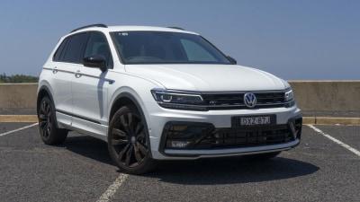 2019 Volkswagen Tiguan Wolfsburg Edition review