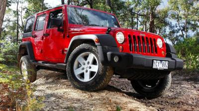 2011 Jeep Wrangler Revealed, Australian Launch Set For Early 2011