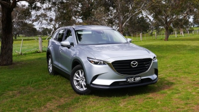 2016 Mazda CX-9 Sport FWD REVIEW | A Base Model That's Anything But Basic