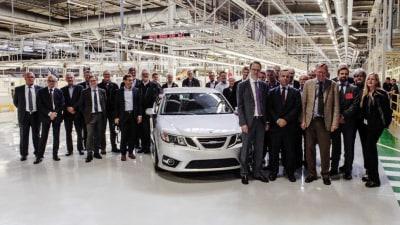 Saab Halts Production As NEVS Deals With 'Short Term Cash Problem'