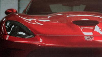 2013 SRT Viper Revealed In Leaked Video