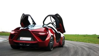 Bertone Mantide May Enter Limited Production, Cost AU$2.7m