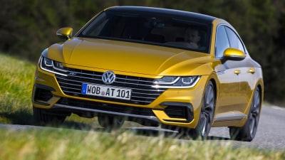 2017 Volkswagen Arteon Overseas Preview Drive | Volkswagen Puts Prestige Brands On Notice With Its Newest Four-Door Coupe