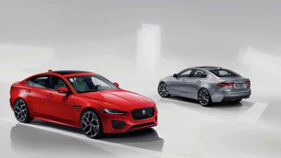 2019 Jaguar XE revealed