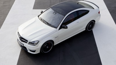 2012 Mercedes-Benz C 63 AMG Coupe Revealed
