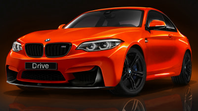 Coming Soon: BMW M2 Competition