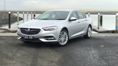 2018 Holden Commodore Calais road test review