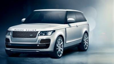 Range Rover axes SV Coupe