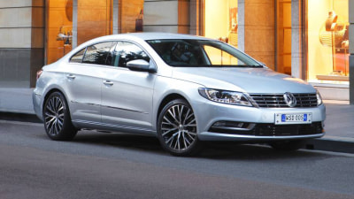 2012 Volkswagen CC On Sale In Australia