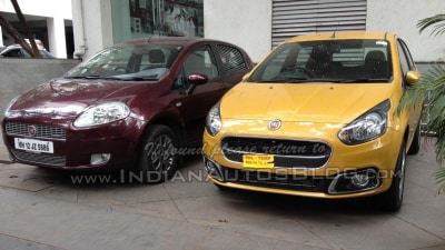 2015 Fiat Punto: Facelift Revealed In New Spy Shots
