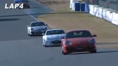 Z34 Nissan 370Z Pitted Against Cayman S, 135i, S2000 & 911 - Video