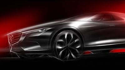 Mazda Koeru Concept SUV To Debut At Frankfurt