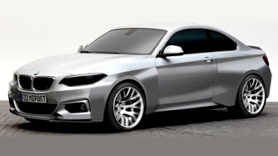 BMW Previews M235i Racing Coupe