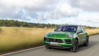 Porsche Macan 2019 International First Drive