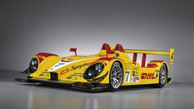 Road Going Porsche RS Spyder On The Way?