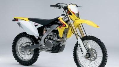 2010 Suzuki RMX450Z Now Available