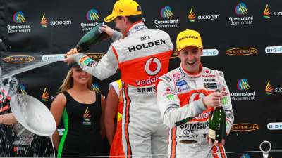 V8SC 2012 Round 7: Whincup Still On Top After Townsville Clean Sweep