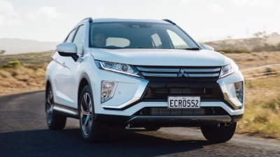 2018 Mitsubishi Eclipse Cross Exceed new car review