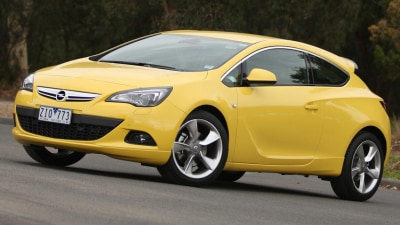 Opel Astra GTC Gets New 1.6 SIDI Engine And 6-Speed Auto For Australia