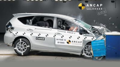 ANCAP: 5 Safety Stars For New Mondeo, Lexus NX, Prius V