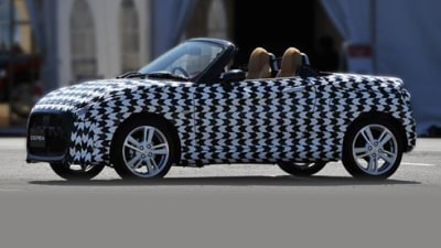 2015 Daihatsu Copen Teased