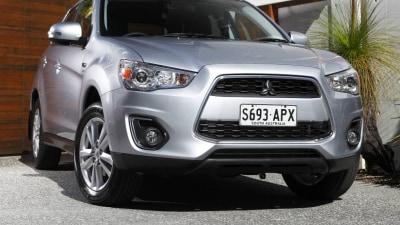 2013 Mitsubishi ASX On Sale In Australia