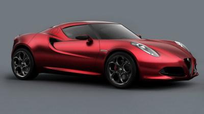 Alfa 4C Coming Sooner Than Expected: Report
