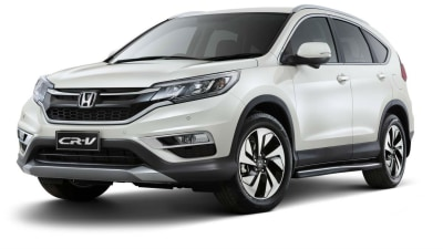 Honda CR-V Series II Limited Edition Now Available In AWD
