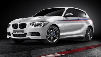 BMW M135i Concept Revealed