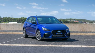 Hyundai i30 N-Line Premium 2019 new car review