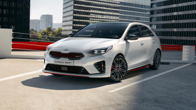 Kia Ceed and Proceed GT unveiled