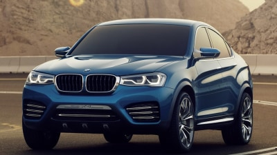 BMW X4 M Performance Model Coming