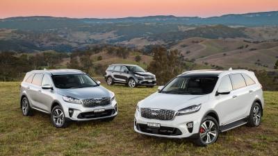 Kia Sorento range review