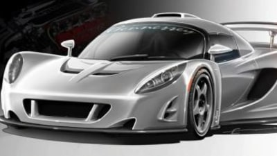 Hennessey set to produce a Veyron slayer