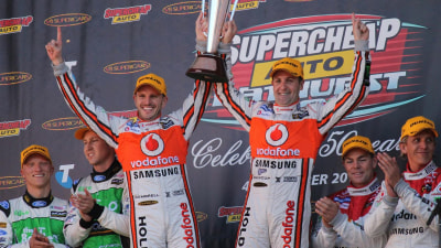 V8SC 2012 Round 11: Whincup Takes Fourth Bathurst Crown