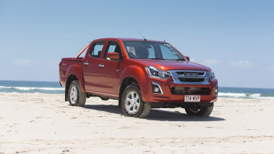 2017 Isuzu D-Max - Price And Features For Australia