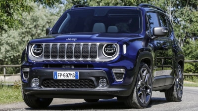 Jeep Renegade turns PHEV