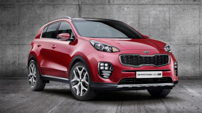 Frankfurt Motor Show – Kia Debuts New Sportage And Optima, Plus New 1.0 Litre Engine And Seven-Speed DCT