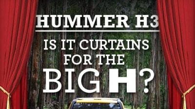 The Insider Archives: Hummer H3