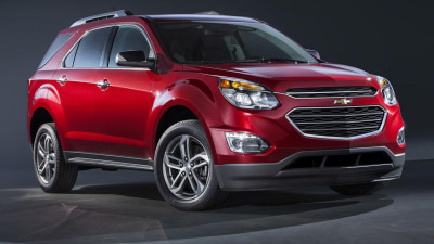 Chevrolet Equinox Update: Holden Equinox To Replace Captiva?