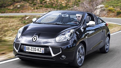 2010 Renault Wind: Further Details Revealed Ahead Of Euro Launch