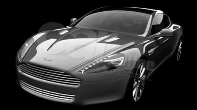 Aston Martin Rapide Gets Early Reveal On Web