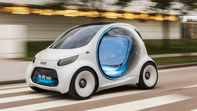 Smart To Only Build Electric Cars By 2020