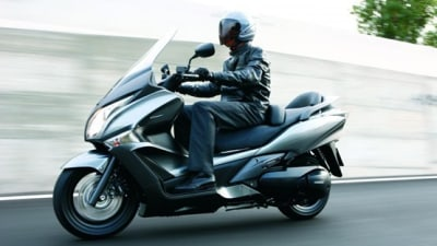 2009 Honda Silver Wing 400 Released